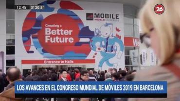 #MWC19 en video: más detalles de los avances tecno en el Mobile World Congress 2019