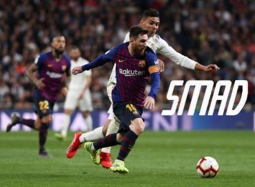 Real Madrid vs. Barcelona, lo más visto del sábado: picos de 9 puntos, según medidora SMAD