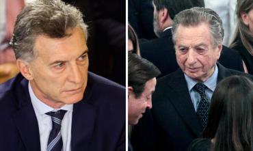 La última vez que Mauricio Macri habló públicamente de su padre