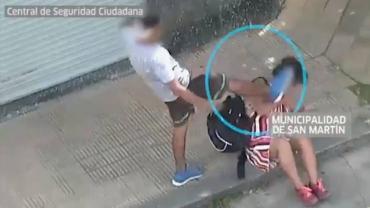 Villa Ballester: brutal ataque a una mujer, el hombre fue detenido