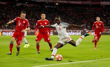 Liverpool va por más y eliminó al Bayern de la Champions League