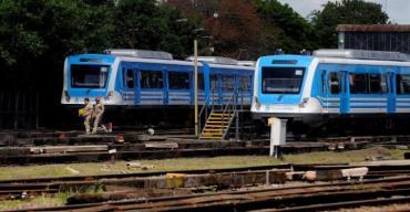 Paro en el tren Sarmiento: la medida de fuerza afecta a 320 mil pasajeros