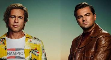 "Se estrenó el primer trailer de ""Once upon a time in Hollywood"""