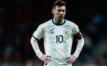 Tras dura derrota ante Venezuela, Messi ya está en Barcelona