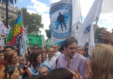 Día de la Memoria: juez Ramos Padilla junto a excombatientes de Malvinas