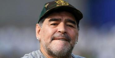 Maradona, nuevamente muy duro con la Selección: