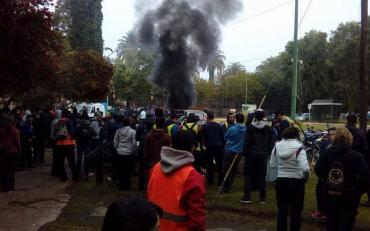 Cerró fábrica de calzados en Luján y 120 empleados quedaron sin trabajo