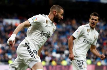 La Liga: Real Madrid sufrió, pero volvió al triunfo ante Eibar y lo viste por TeleCentro 4K