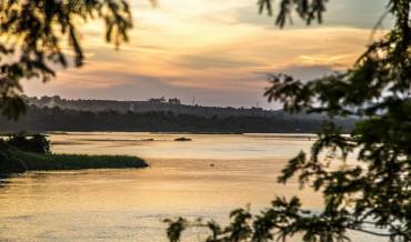 Selfie mortal: buscaba la mejor foto del Nilo, cayó al río y se ahogó