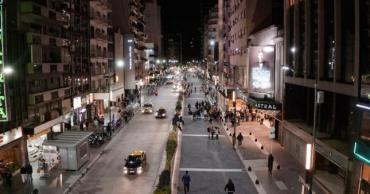 La Avenida Corrientes prepara una fiesta para su reinauguración