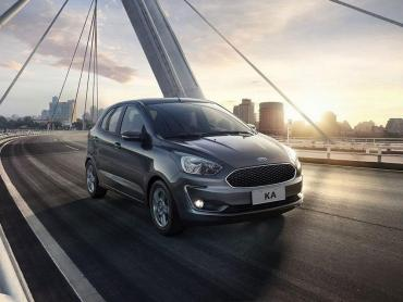Por bajas ventas, Ford dejará de vender el Ka en Europa