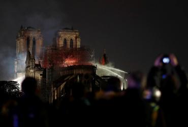 Antes de Notre Dame, otros tesoros del patrimonio mundial en llamas