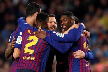 Barcelona venció a la Real Sociedad, sueña con el triplete y lo viste por TeleCentro 4K