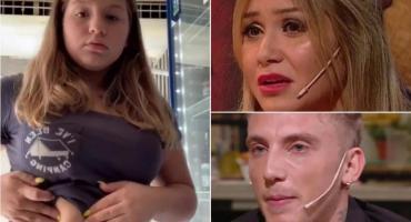 La hija de Karina y El Polaco, emocionó con un clip contra el bullying