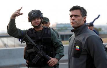 Justicia de Venezuela ordenó detener a Leopoldo López en la embajada de España