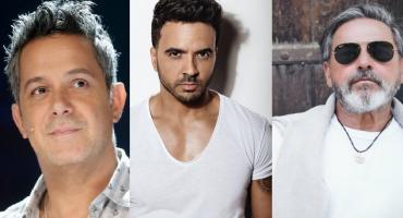 Venezuela: Luis Fonsi, Alejandro Sanz y Ricardo Montaner apoyaron la