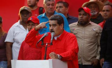 Millonario argentino acusado de ocultar la fortuna de Maduro, en la mira de EE.UU.