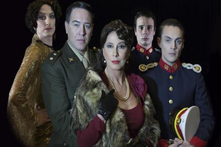 Teatro: Juegos de amor y de guerra