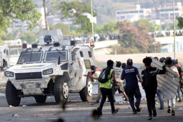 Crisis en Venezuela: la ONU elevó a cinco los muertos en los incidentes