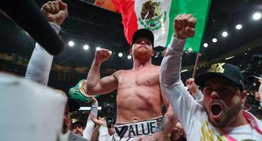 Canelo Álvarez venció a Daniel Jacobs y se convirtió en el