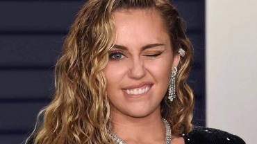 Miley Cyrus y su foto más sexy mientras se preparaba para la Met Gala 2019