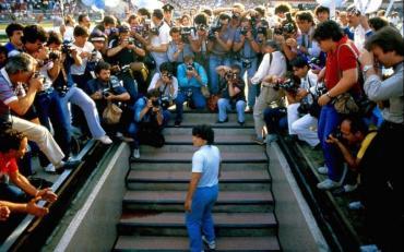 El emocionante trailer del nuevo documental sobre la vida de Maradona