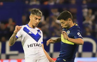 Boca y Vélez aburrieron a todos con su empate por Copa Superliga