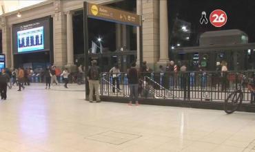 Tras amenazas de bomba, se normalizaron los servicios del tren Mitre y el Roca