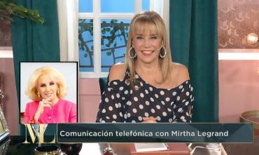 Mirtha Legrand rompió el silencio y opinó sobre la fórmula Fernández-Fernández