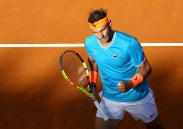 En una imperdible final ante Djokovic, Nadal se coronó campeón del Master de Roma