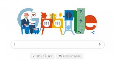 Google homenajea WillemEinthoven con un doodle: la historia del médico