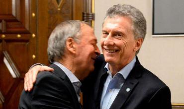 Macri recibió a Schiaretti y coincidieron en los puntos del acuerdo del Gobierno