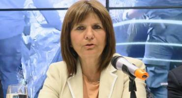 Patricia Bullrich difunde cifras de femicidios durante el 2018