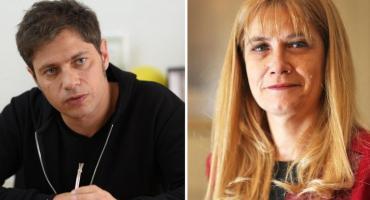 Dupla Kicillof-Magario con más posibilidades de competirle a Vidal en Buenos Aires