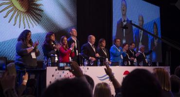 La convención de la UCR incorporó la paridad de género a la Carta Orgánica del partido