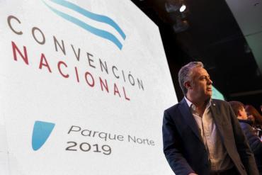 Convención de UCR aprobó seguir en Cambiemos y pidió ampliar la Coalición