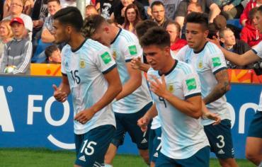 Argentina venció a Portugal y acaricia Octavos del Mundial sub 20