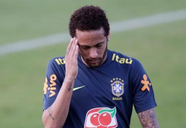 Neymar rechazólas acusacionesy dijo que es víctima de una