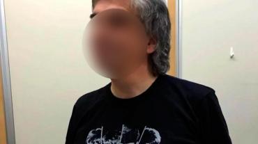 Pediatra detenido declaró que descargaba música y películas