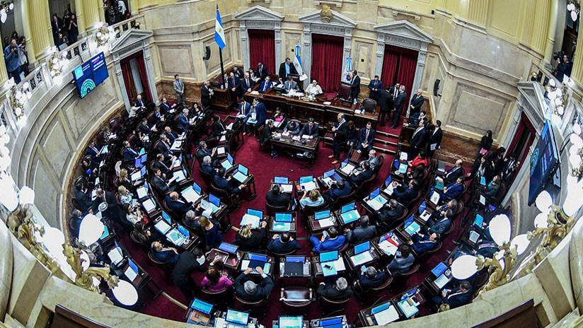 Código Penal - Presentación en el Senado