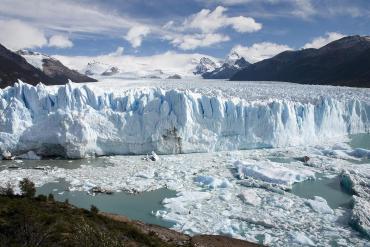 Los glaciares argentinos, vistos en las 20 fotos más impactantes