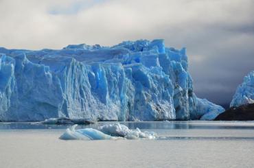 Cambio climático: glaciares se redujeron al equivalente de un