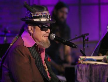 Murió Dr. John, mítico pianista que inspiró a los Rolling Stones