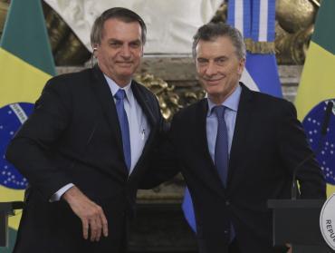 Argentina y Brasil extienden por 10 años el libre comercio automotriz