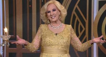 Mirtha Legrand regresa a la TV, ¿quiénes serán sus invitados?