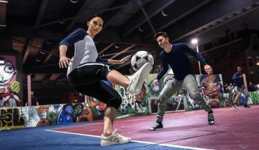FIFA 20 oficializó la vuelta del FIFA Street con su nueva versión Volta