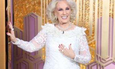 Mirtha Legrand regresó a la televisión: