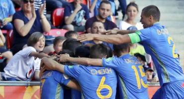 Ucrania dio el golpe: eliminó a Italia y se metió en la final del Mundial Sub 20