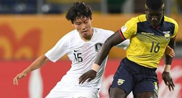 Batacazo de Corea: le ganó a Ecuador y jugará la final del Mundial Sub 20
