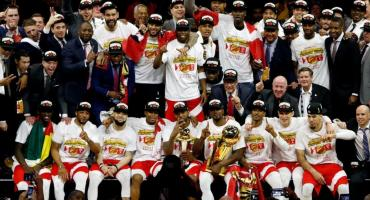 Toronto Raptors venció a Golden State Warriors y es campeón de la NBA